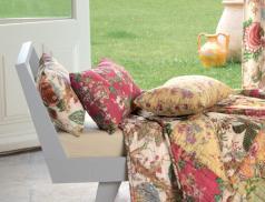 Dekokissen Avignon Baumwolle Polyester