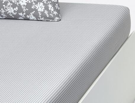 drap housse f minin masculin bonnet 30 cm linvosges. Black Bedroom Furniture Sets. Home Design Ideas