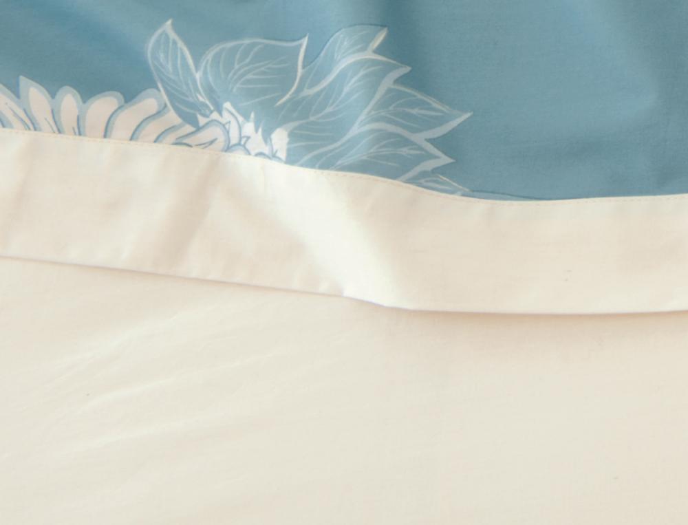 drap housse uni ivoire l 39 envol bonnet 30 cm linvosges. Black Bedroom Furniture Sets. Home Design Ideas
