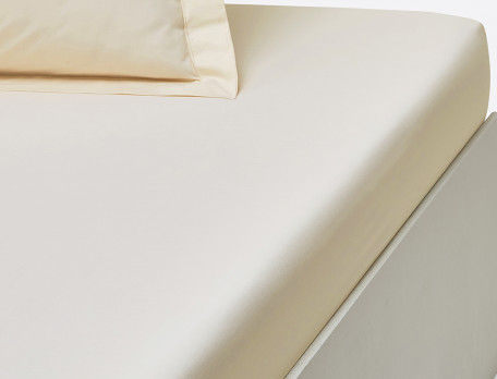Drap housse bonnet 35 cm Percale