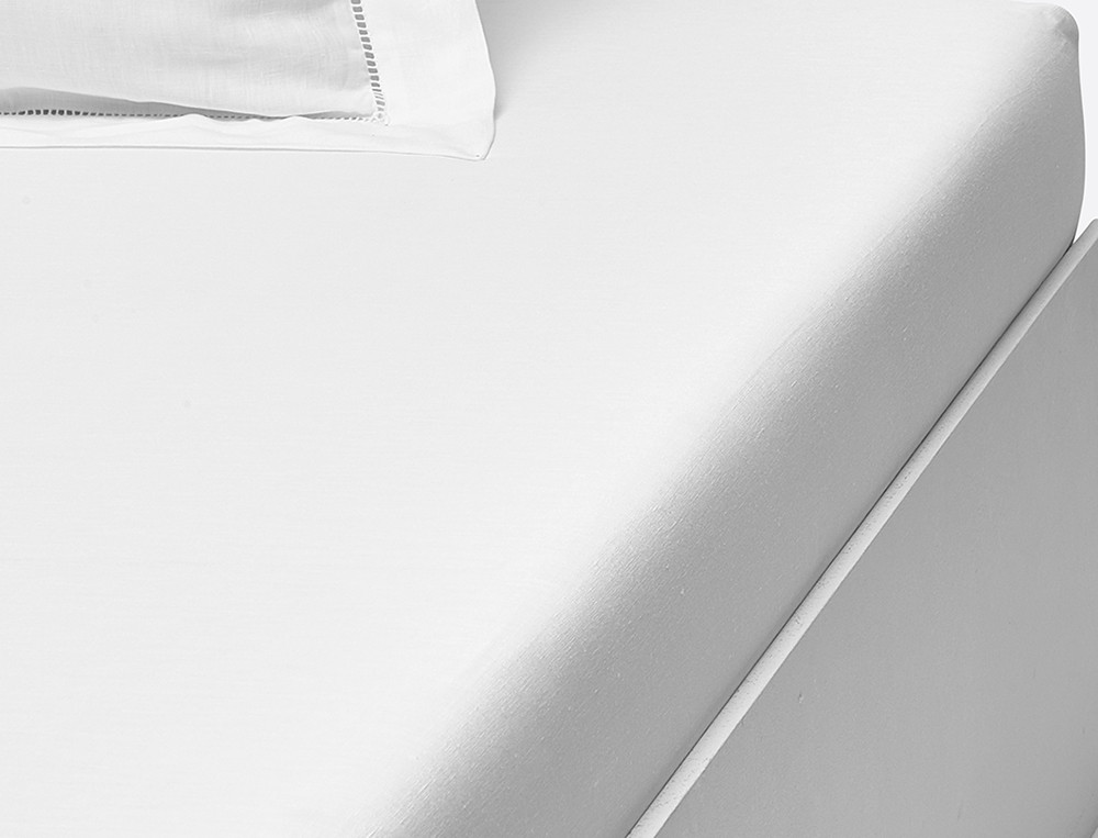 Drap-housse 100% lin Pur fil de lin