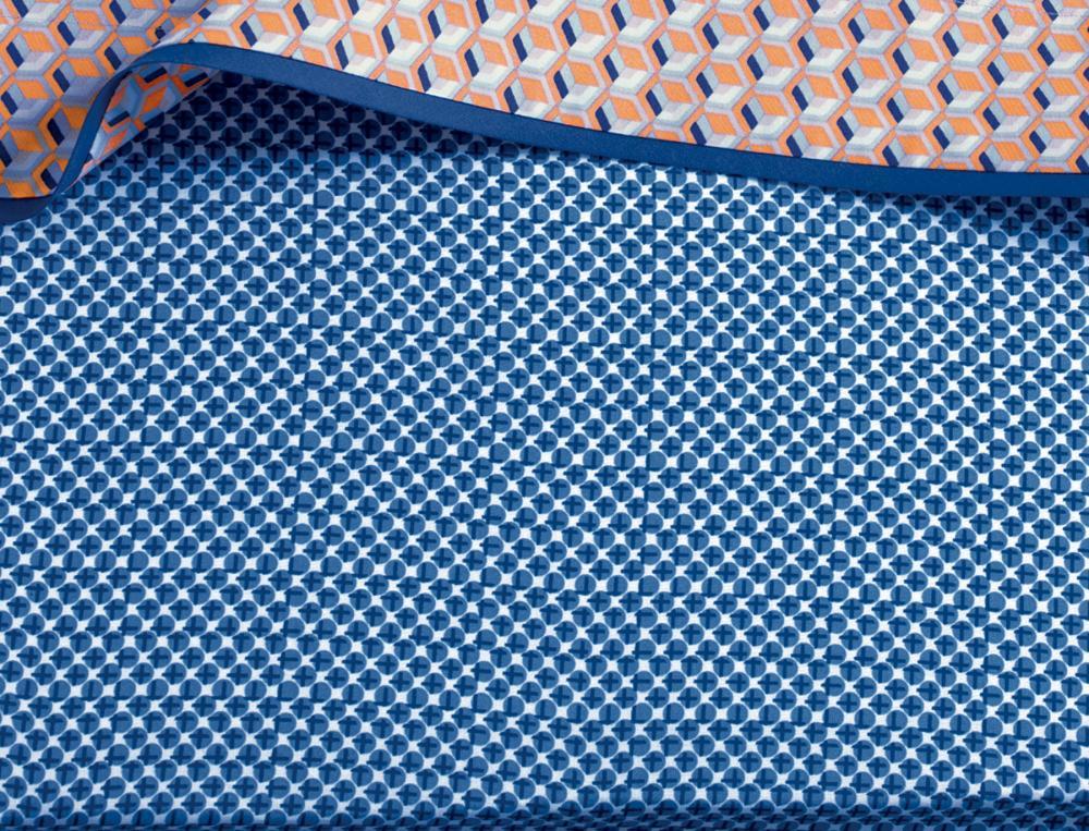 Drap-housse Tressage graphique bonnet 30 cm
