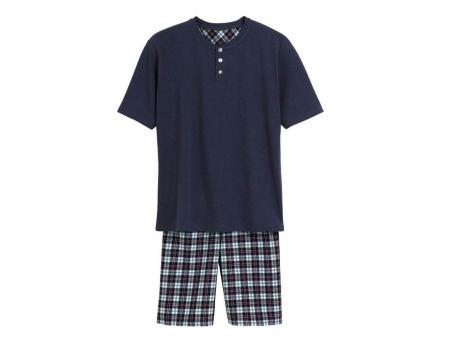 Pyjama et pyhashort jersey homme Édouard