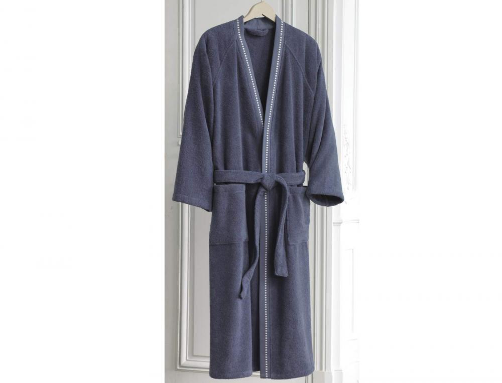 Peignoir homme forme kimono Édouard