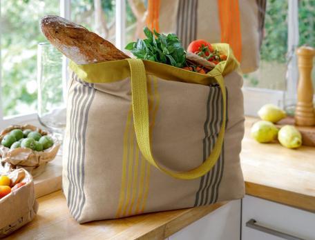 Einkaufstasches Küchenhilfe Linvosges