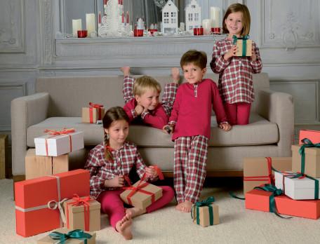 Pyjama enfant garçon En famille