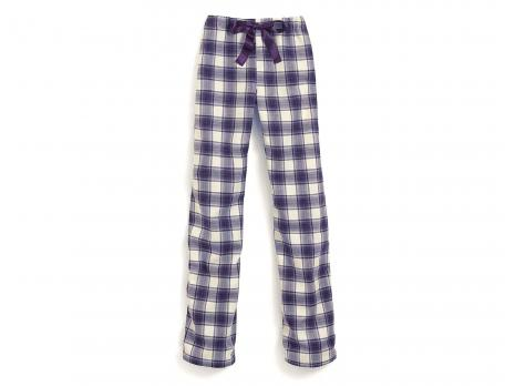 Pantalon pyjama écossais Faustine