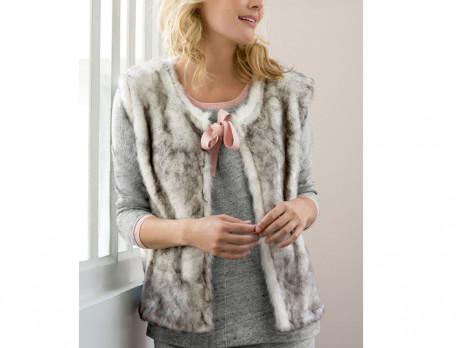 Freizeitkleidung Silberrose Baumwolle Linvosges