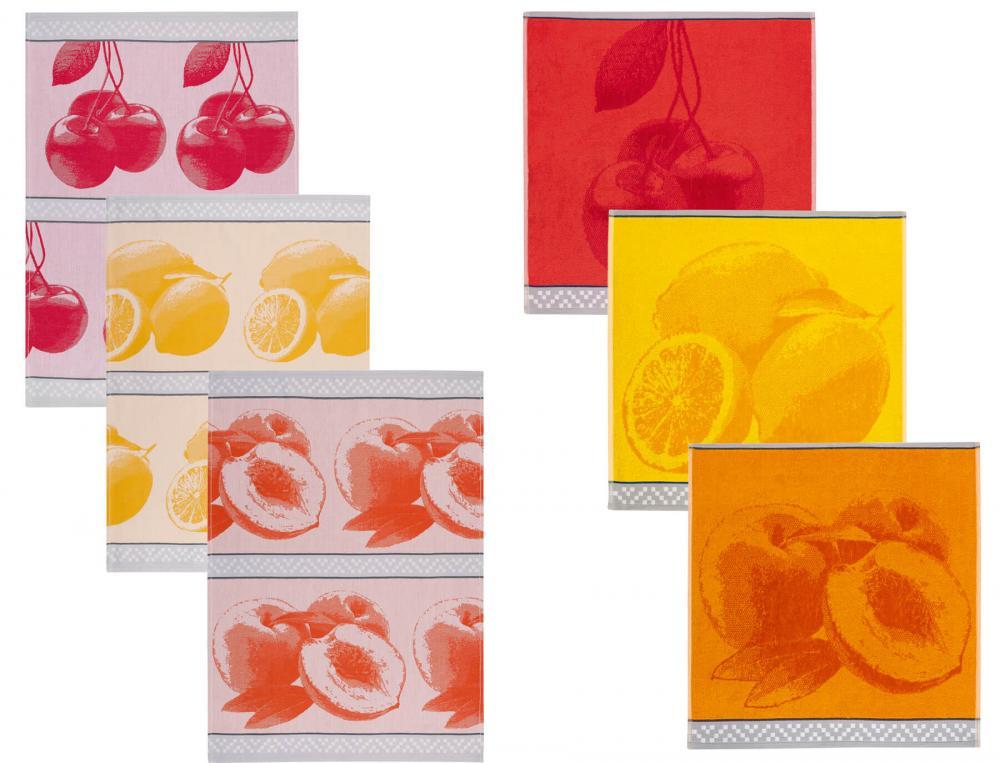 Torchons et essuie-mains Fruits d'été