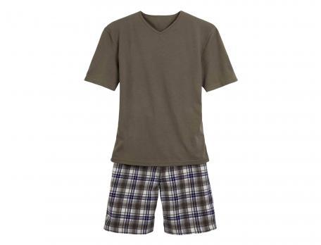 Pyjama homme 100% coton Hector - Linvosges