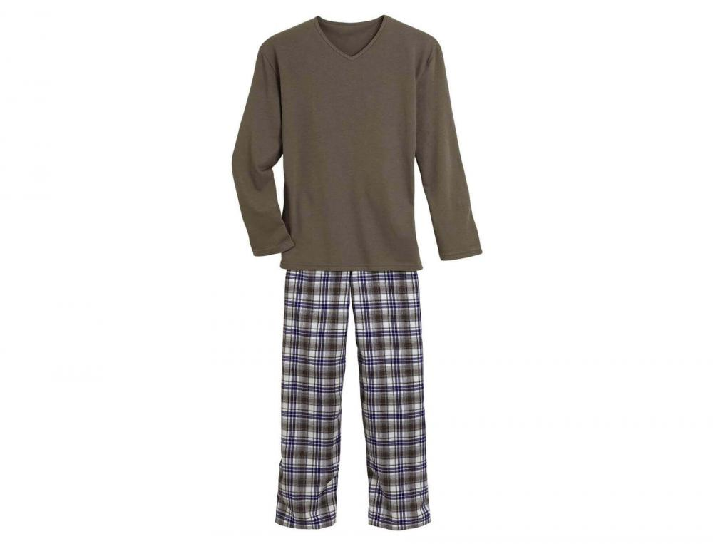Pyjama homme 100% coton Hector - Linvosges