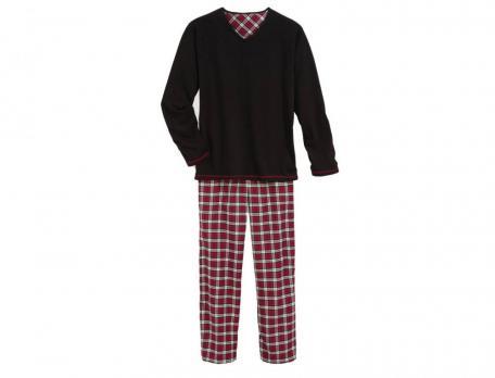 Herren Schlafanzug Jersey Cedric