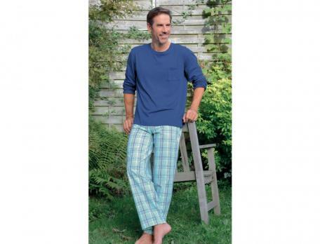 Herren Schlafanzug Jersey