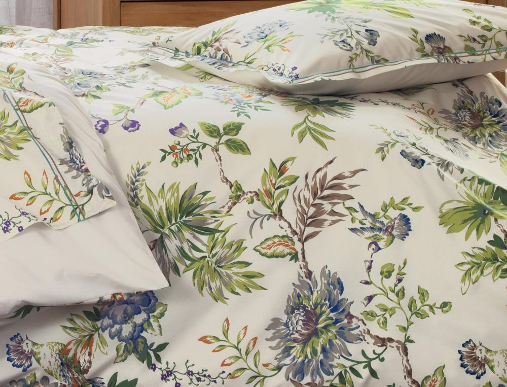 Linge de lit jardin d 39 eden linvosges for Decoration jardin d eden