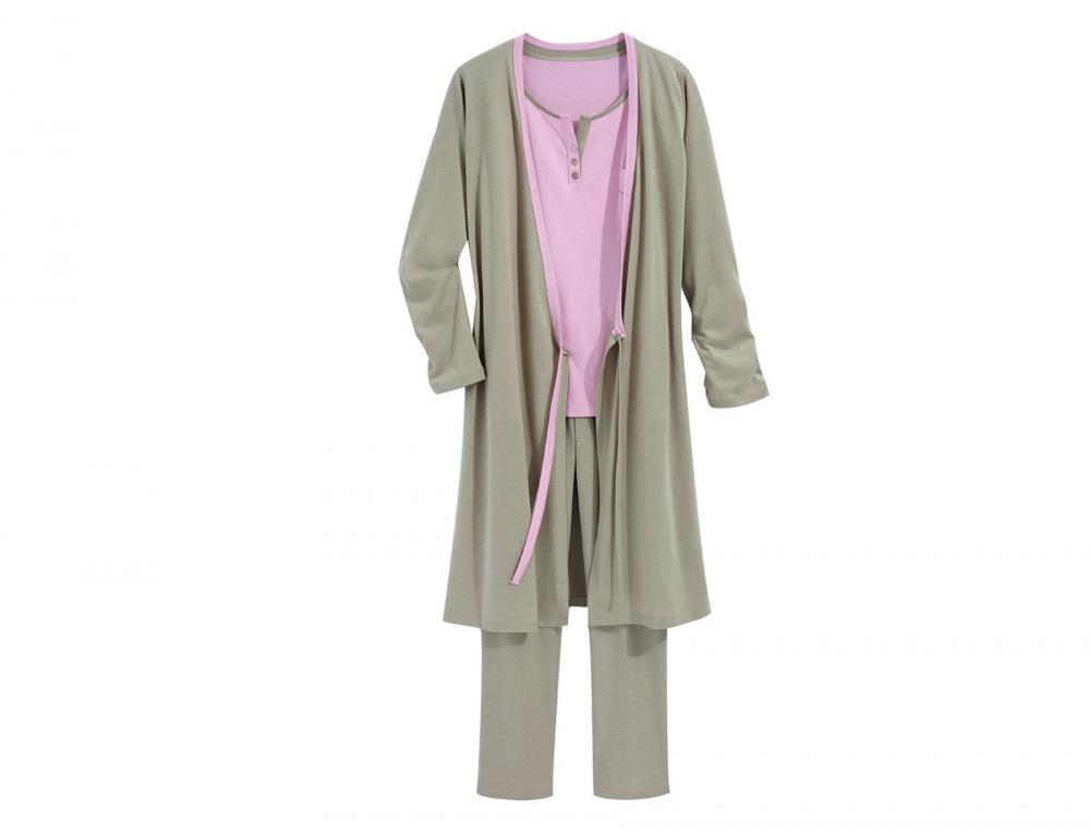 Kimono Andrea Jersey Modal Baumwolle
