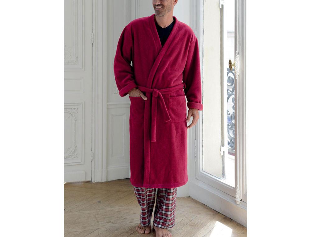 Kimono polaire Corentin