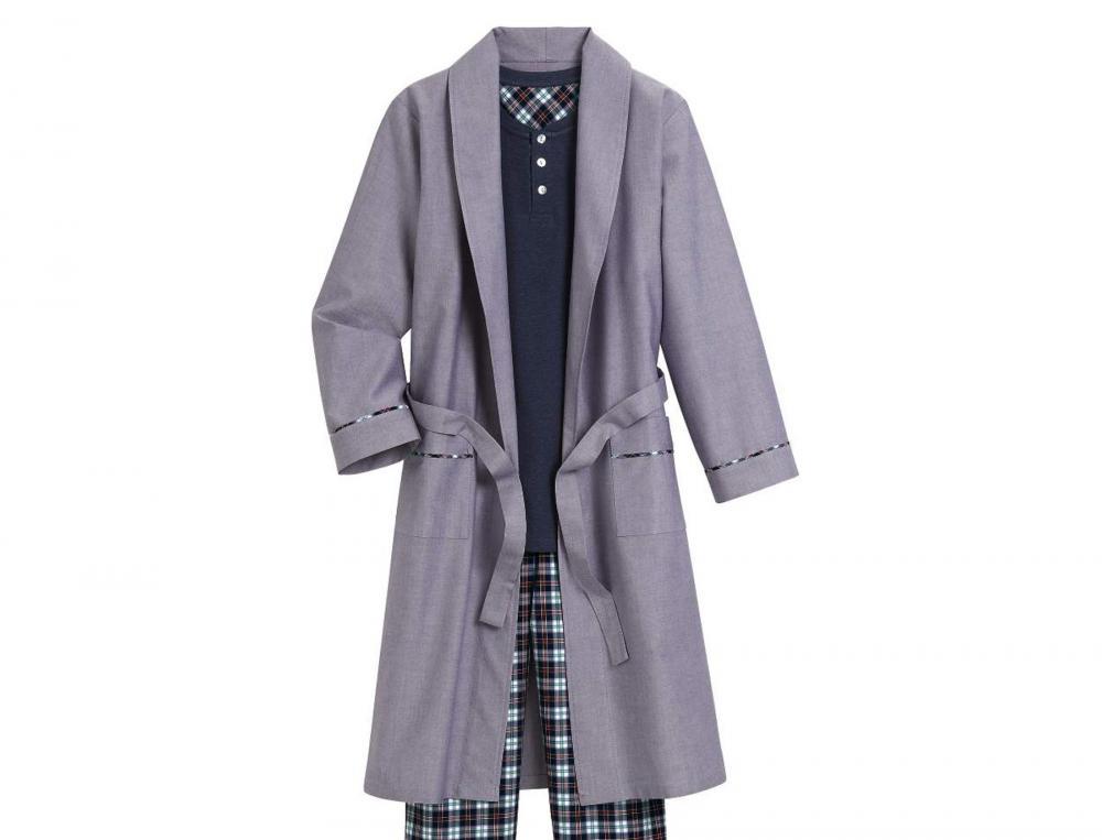 Kimono jersey chiné Édouard
