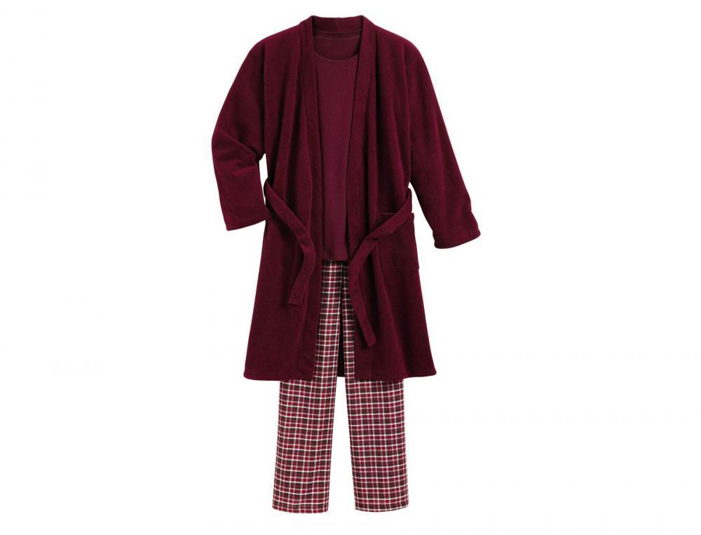 Kimono polaire homme Montgenèvre