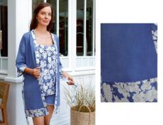 Kimono Nachtblau - Linvosges