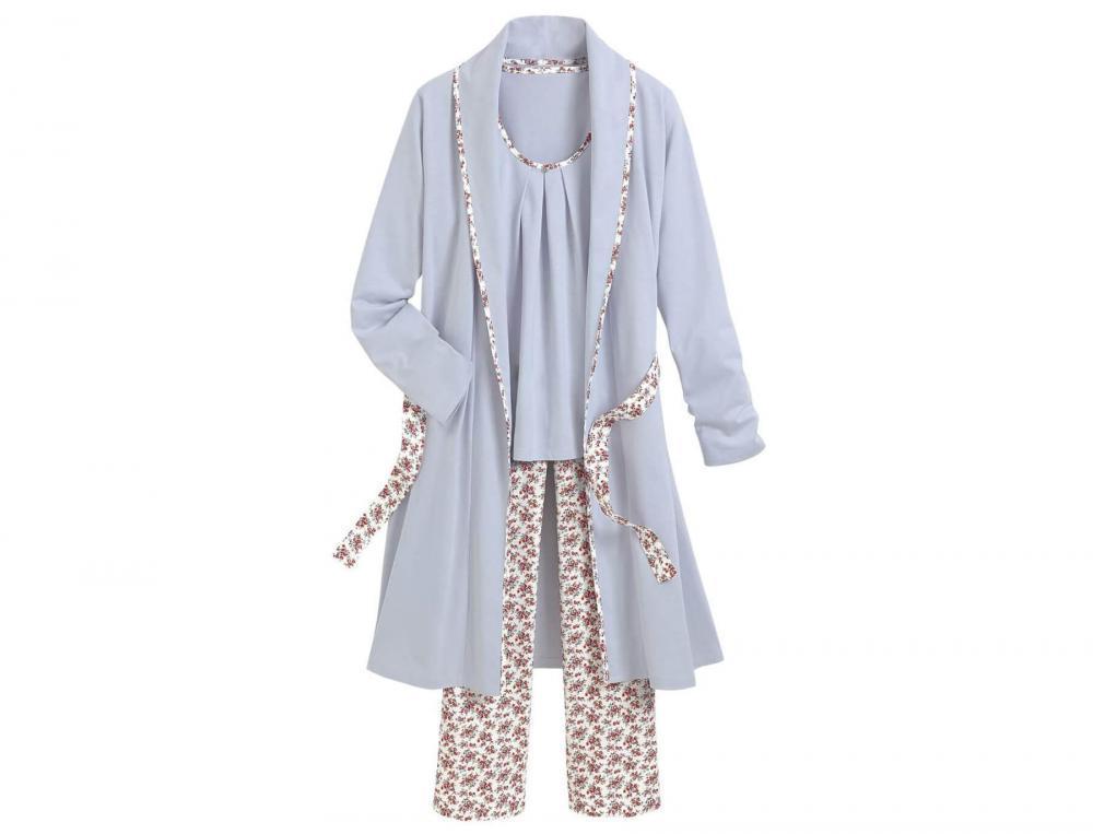 Jersey Kimono