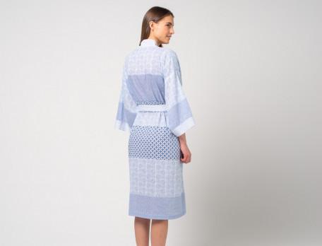 Kimono bedruckt Traum von Bali