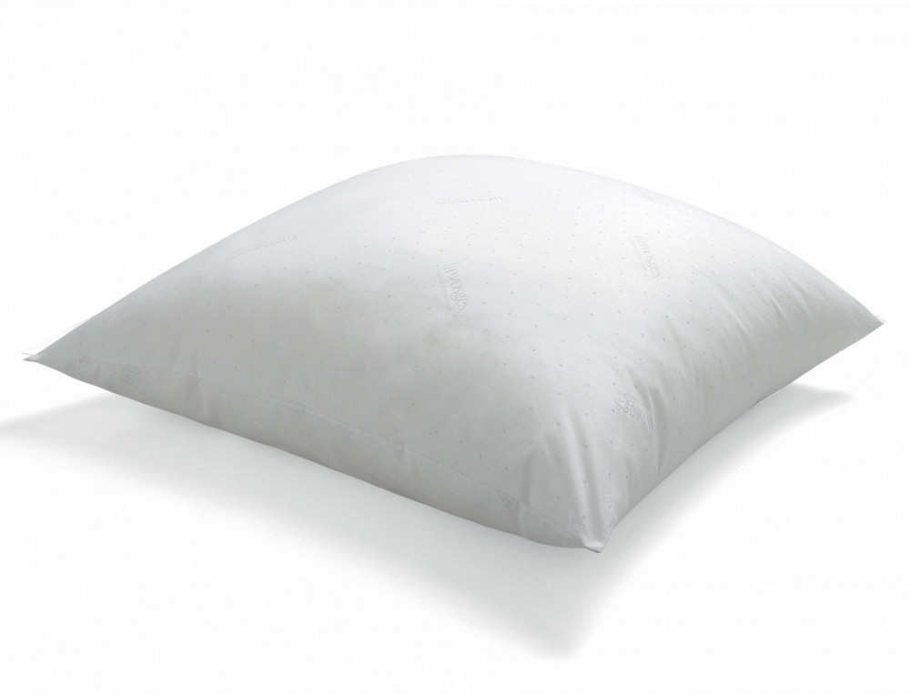 Kopfkissen Volumen-Komfort Polyesterflocken Linvosges
