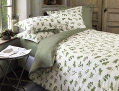 Linge de lit flanelle L'orée du bois