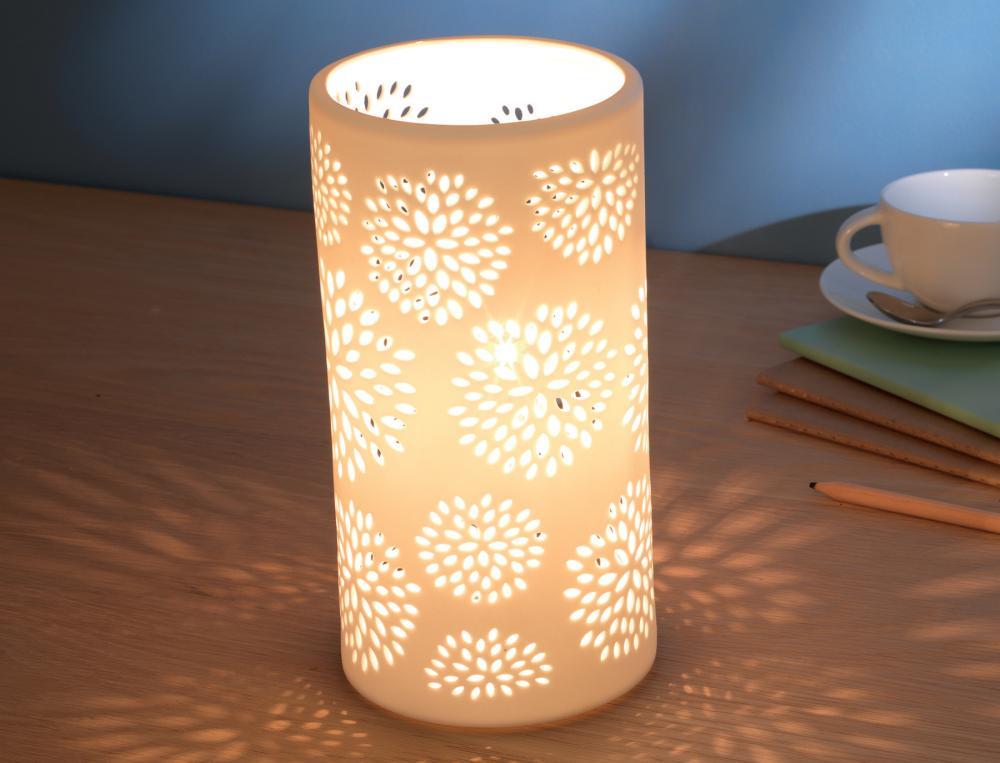 Lampe Fleurs d'artifice