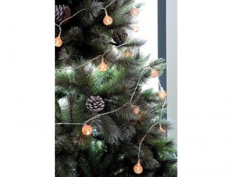 Weihnachten in London  Linvosges Lichterkette