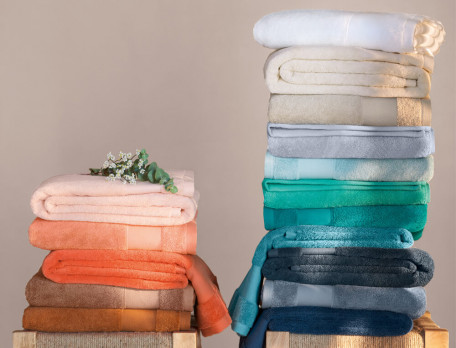 Linge de bain confortable et naturel 100% coton Parenthèse