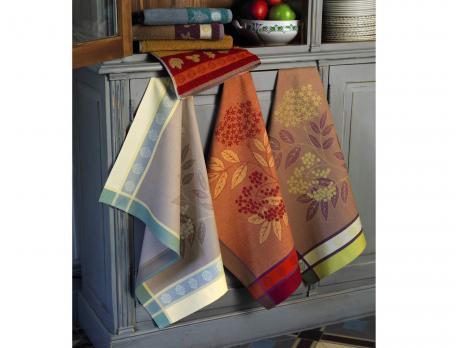 Pack linge de cuisine Herbier