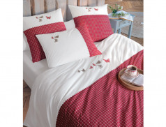 linge de lit gentil coquelicot linvosges. Black Bedroom Furniture Sets. Home Design Ideas