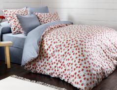 Linge de lit en satin Brise légère