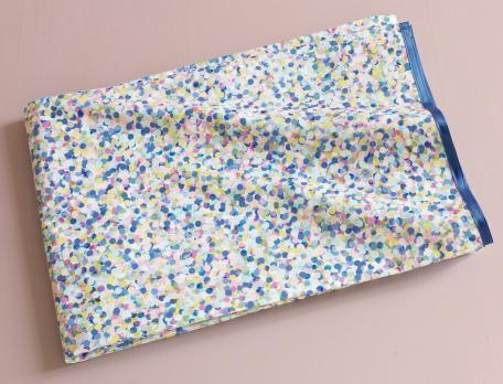 Linge de lit Confettis multicolores