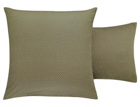 Parure de lit imprimé satin 100% coton Cravate