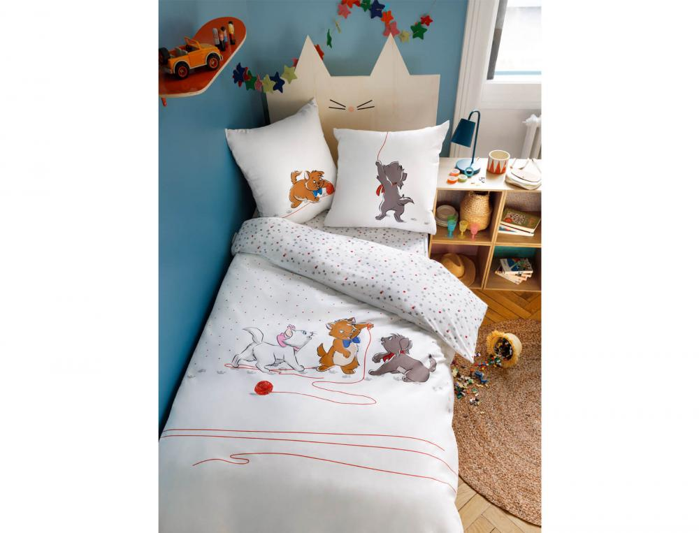linge de lit enfant parure de lit enfant linvosges. Black Bedroom Furniture Sets. Home Design Ideas