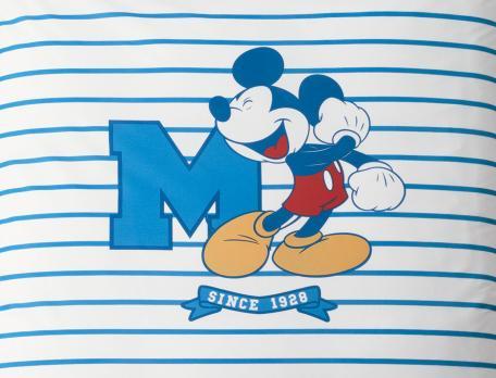 Parure de lit enfant imprimé 100% coton Mickey