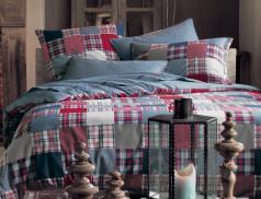 Linge de lit flanelle Esprit celtique