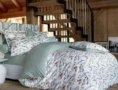 Linge de lit satin La Vanoise