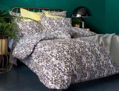 Linge de lit percale Masaï Mara