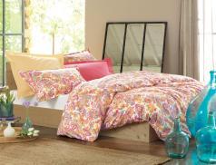 Linge de lit Nuit à Goa percale 100% coton