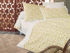Drap-housse Ombres chinoises percale 100% coton