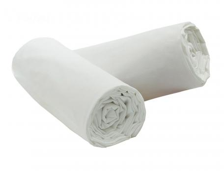 Pack draps-housse Jersey extensible