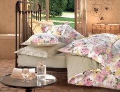Linge de lit promenade percale 100% coton