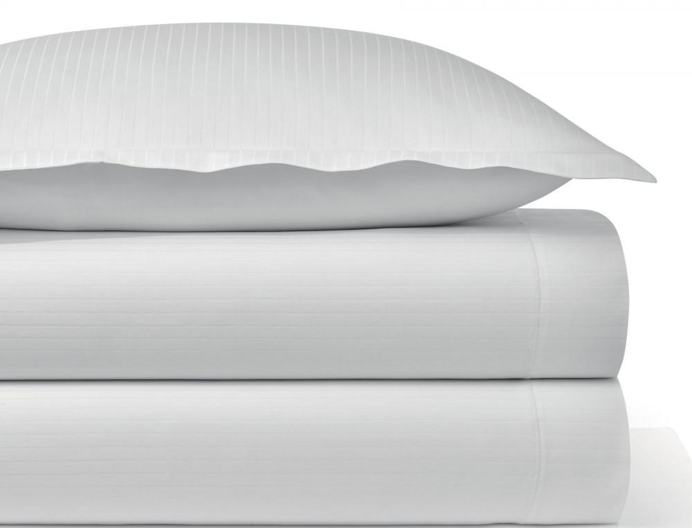 Linge de lit Récital satin rayé ou lisse