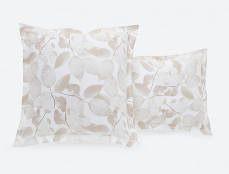 Linge de lit coton imprimé Sous le charme
