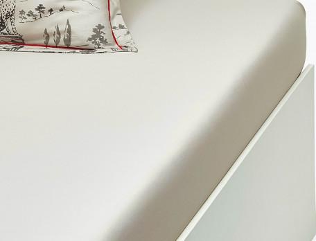 Linge de lit percale 100% coton Toile d'Ailleurs