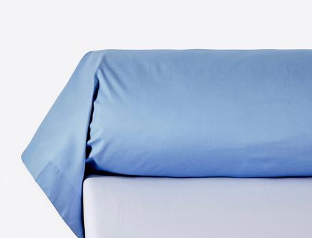 Linge de lit percale 100% coton Trait de gourmandise