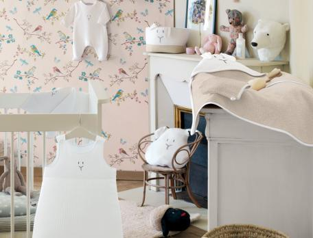 linge de toilette b b lapin des villes linvosges. Black Bedroom Furniture Sets. Home Design Ideas