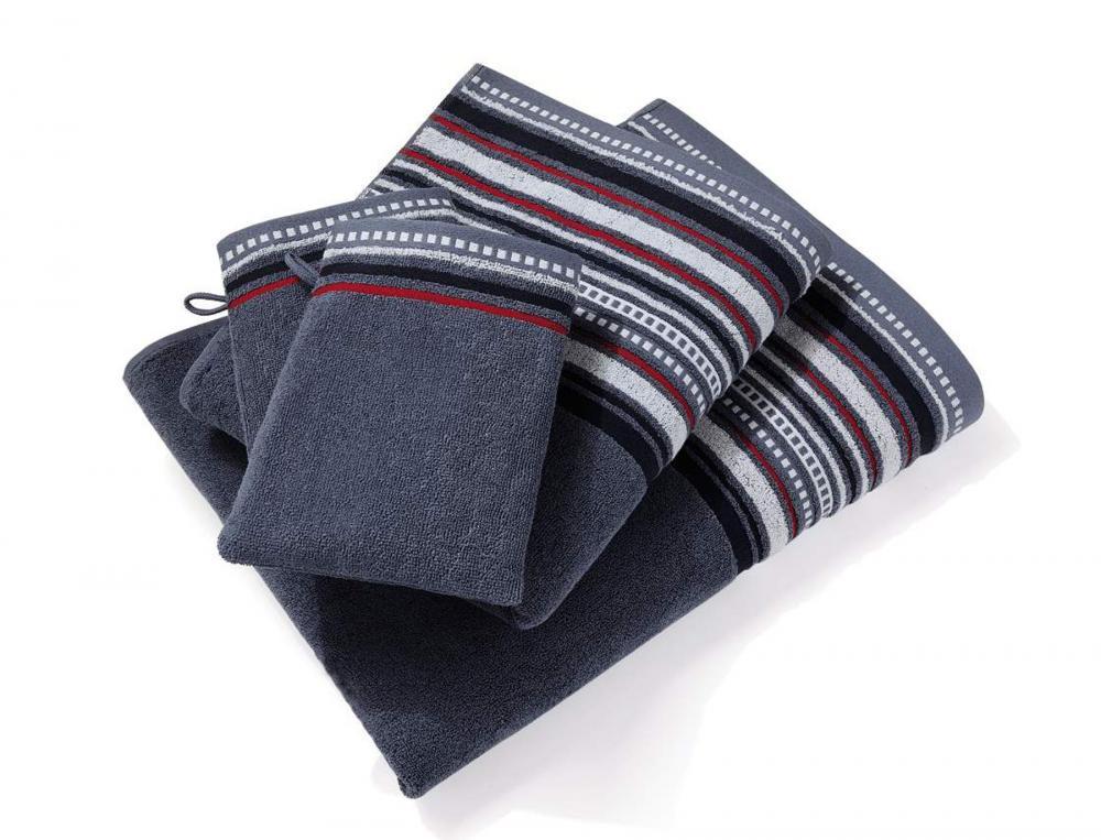 Linge de bain Pack Édouard 2 gants 100% coton